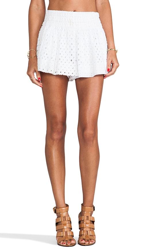 Tessa Eyelet Shorts