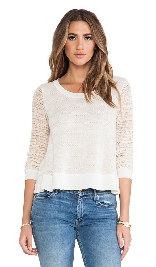 Eloisa Striped Pullover