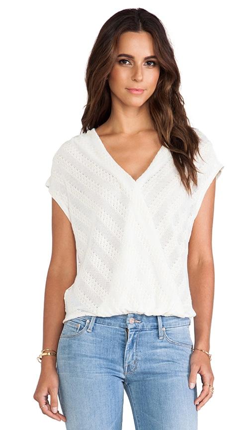 Eloisa Crossover Sweater