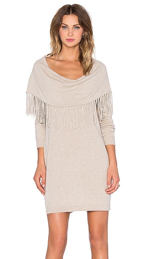 Ella Moss Alice Sweater Dress in Oatmeal