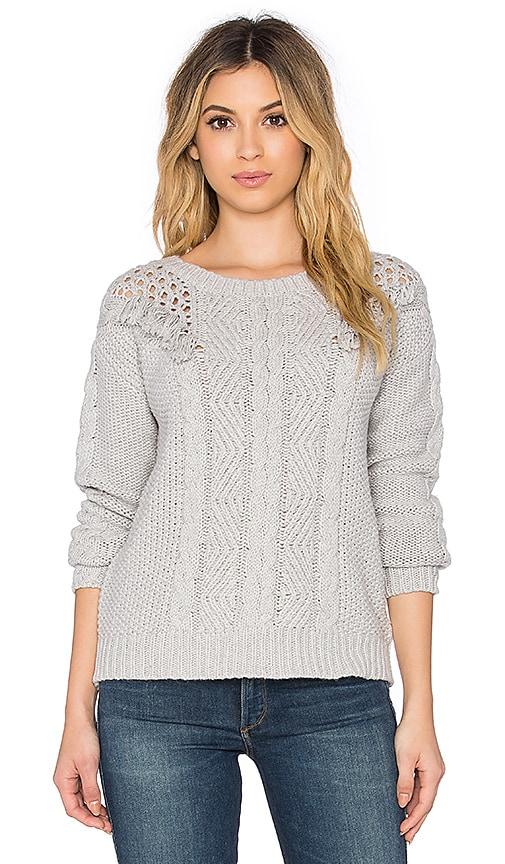 Ella Moss Gia Sweater in Grey