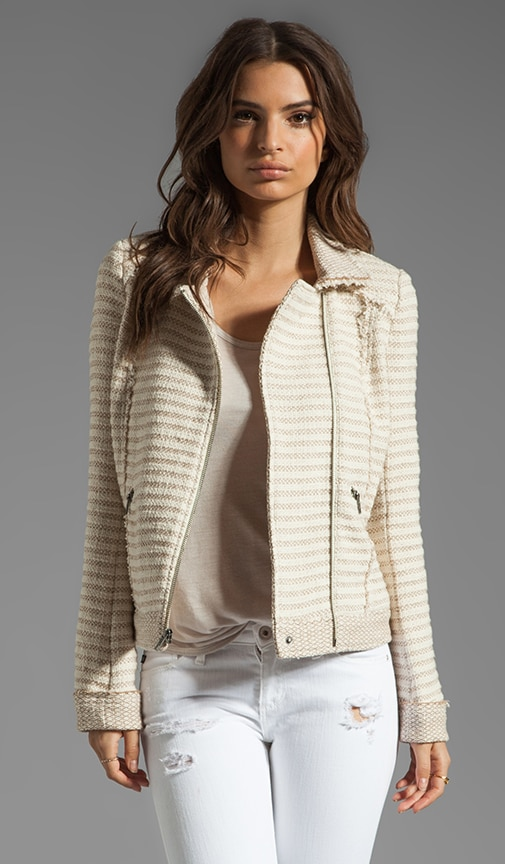 Salinas Stripe Jacket