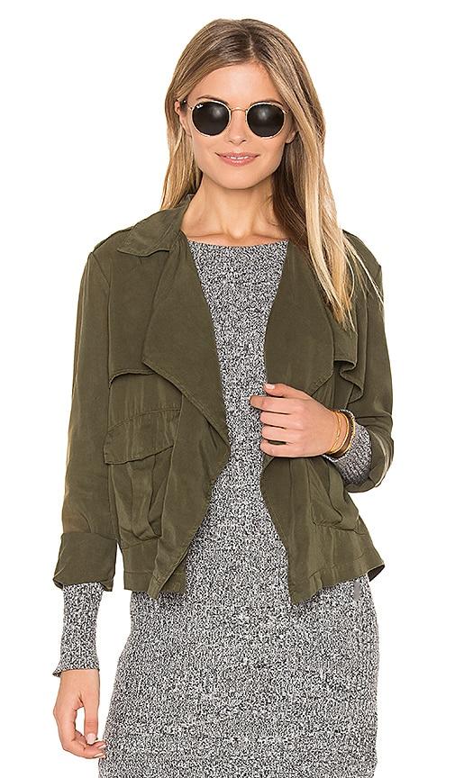Ella Moss Nella Jacket in Army