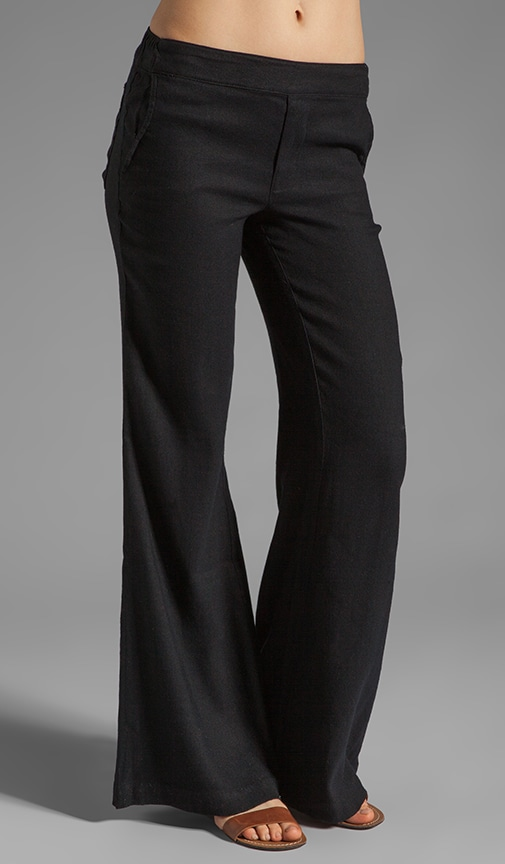 Coquette Pant In Black
