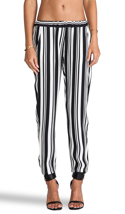 Annika Striped Pants