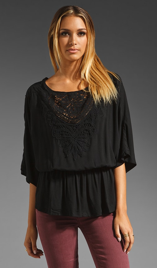 Valerie Lace Blouse
