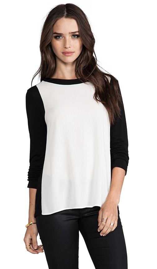 Portia Long Sleeve Top