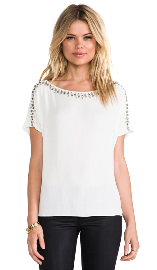 Jess Embellished Top
