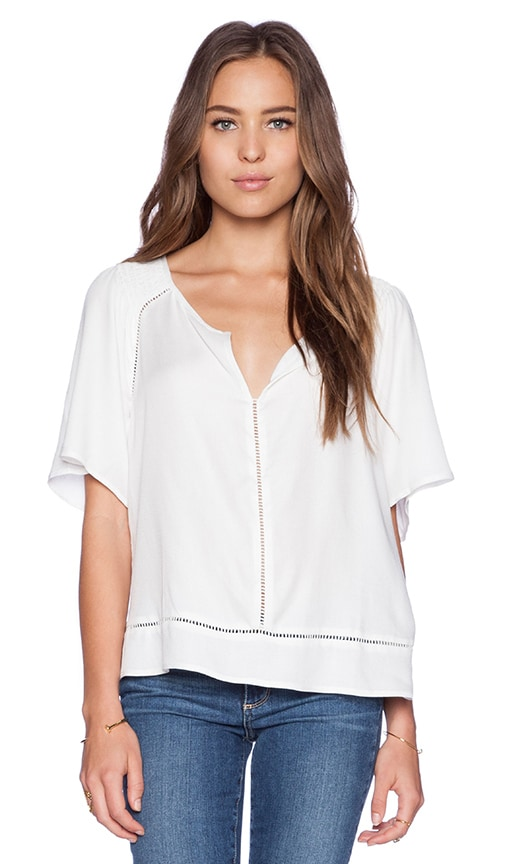 Stella Cutout Top