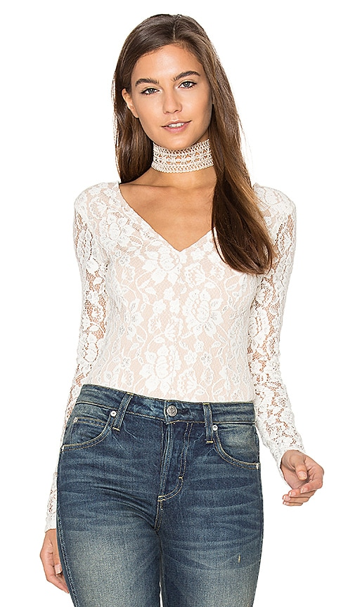 Trello Lace Bodysuit