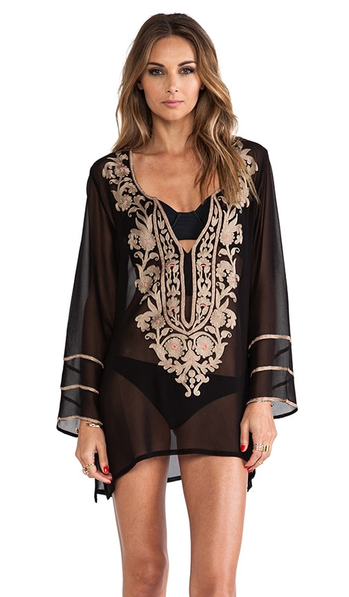 Belle Floral Tunic