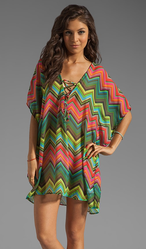 Caravan Tunic Cover Up