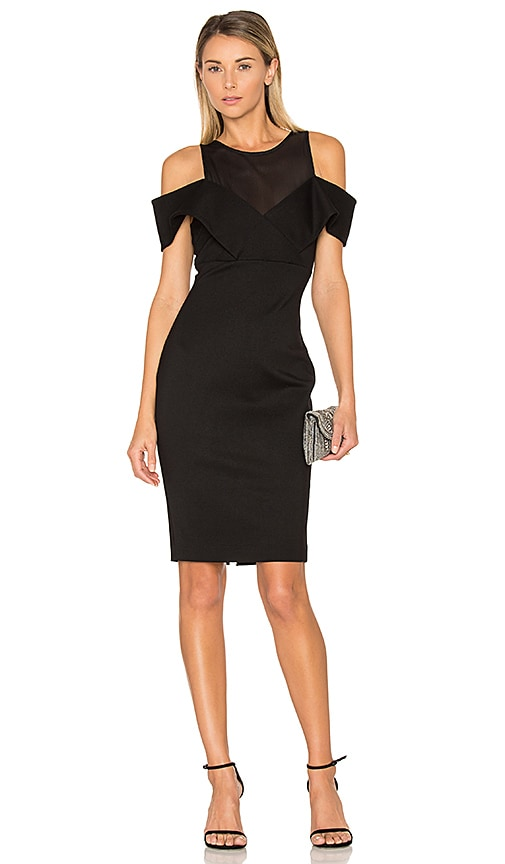 ELLIATT Apparition Dress in Black