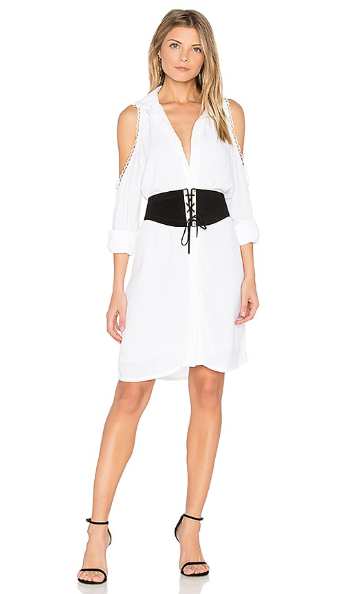 ELLIATT Clarity Dress in White