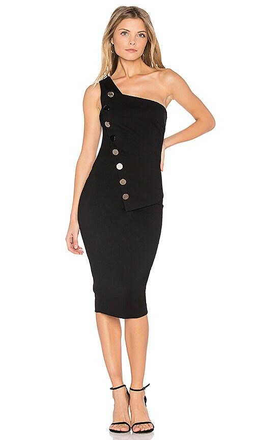 ELLIATT Radiate Dress in Black