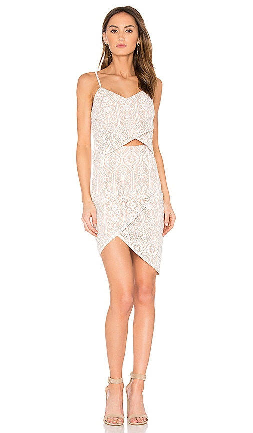ELLIATT x REVOLVE Tulip Dress in Ivory