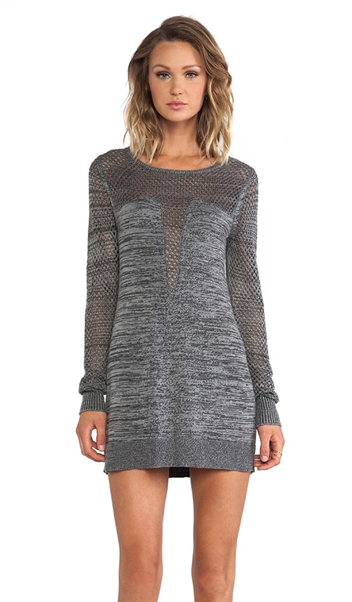 Duo Knit Dress