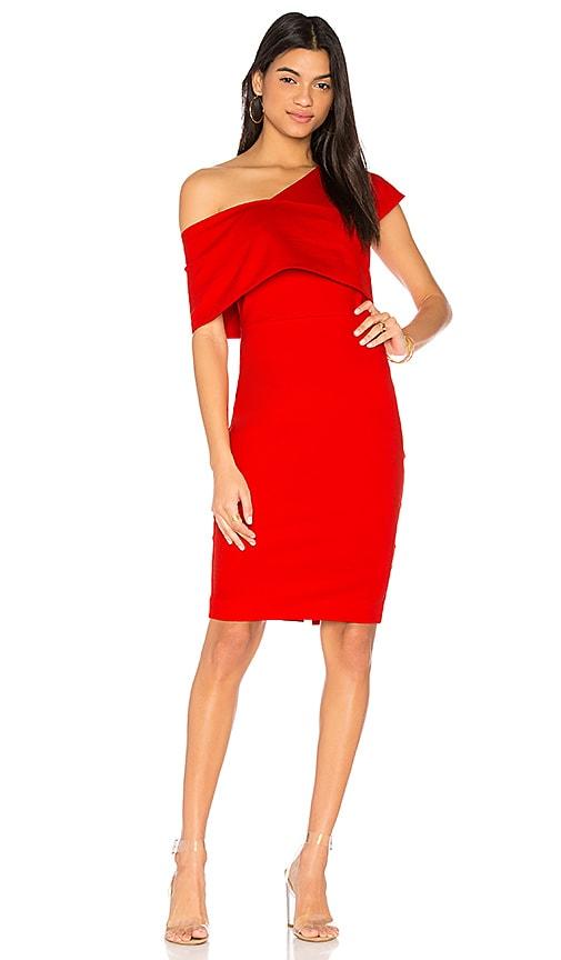 ELLIATT Emulate Dress in Red