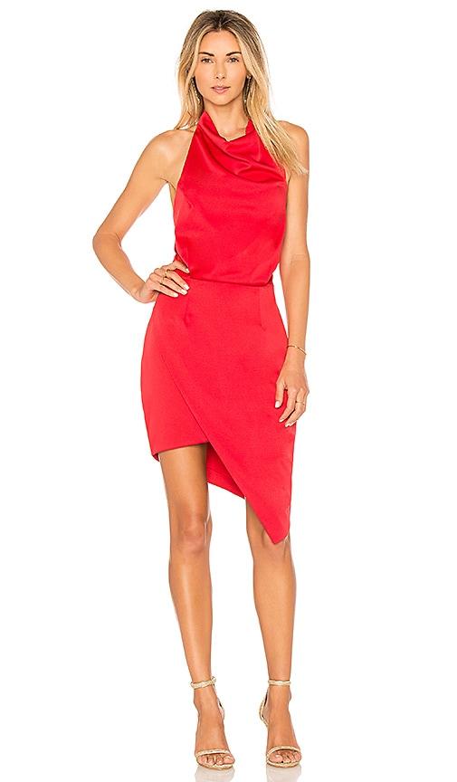 ELLIATT x Revolve Camo Dress in Red