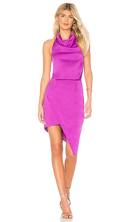 ELLIATT x REVOLVE Camo Dress in Fuchsia