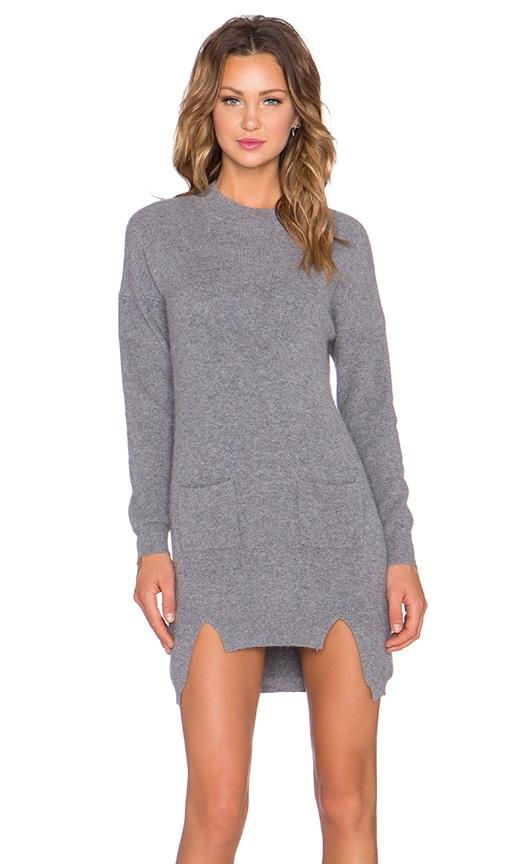 ELLIATT Vibe Knit Tunic in Grey