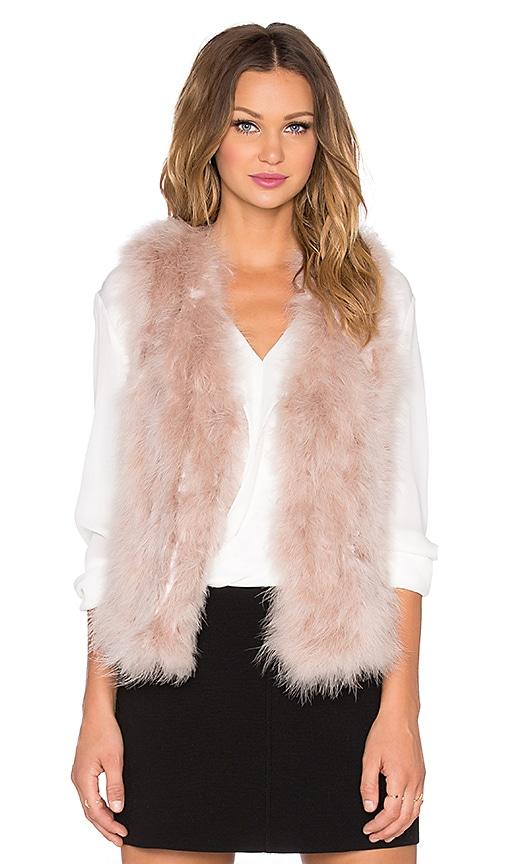 Culture Rabbit Fur Vest