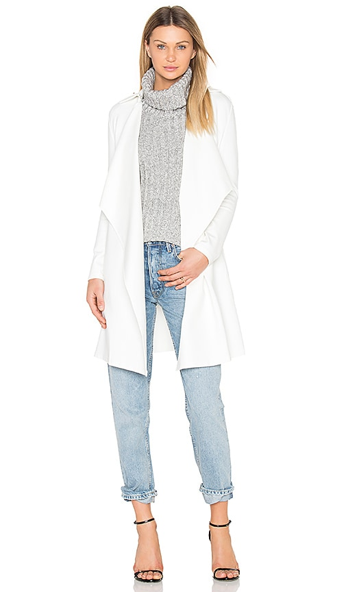 ELLIATT Essence Trench in White