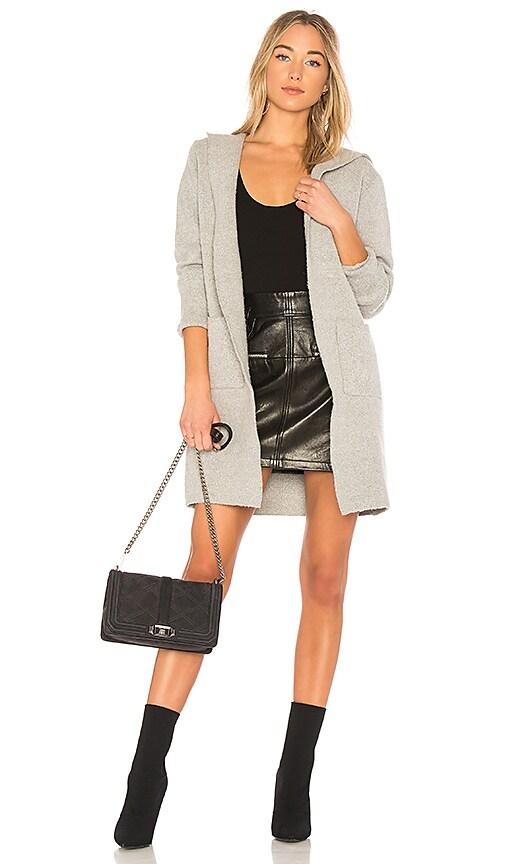 ELLIATT Heavenly Coat in Gray