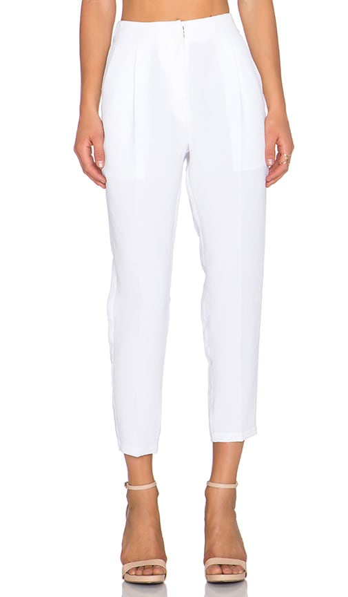 ELLIATT Contemporary Pant in White
