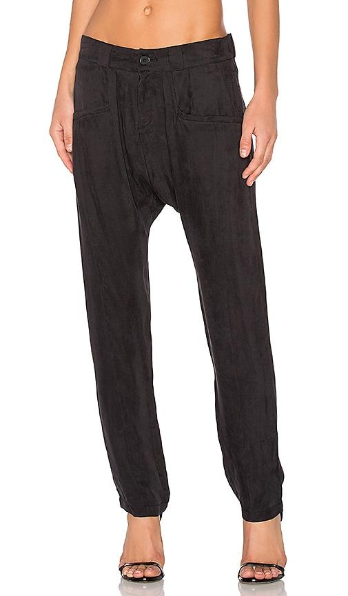 ELLIATT Abstract Pant in Black