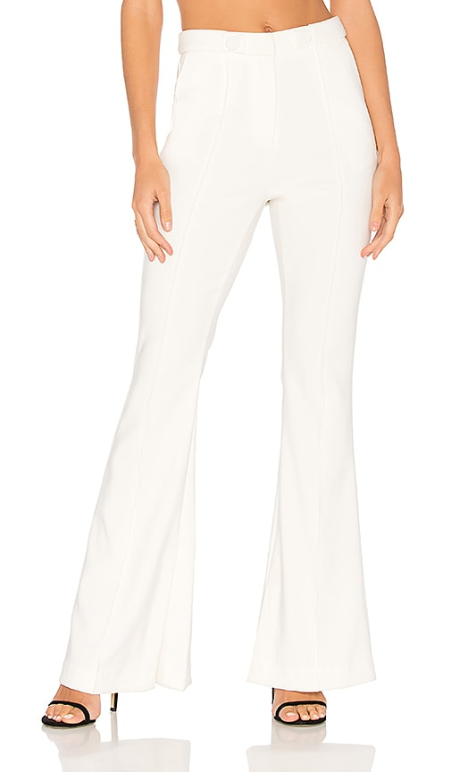 ELLIATT Mirror Pant in Ivory