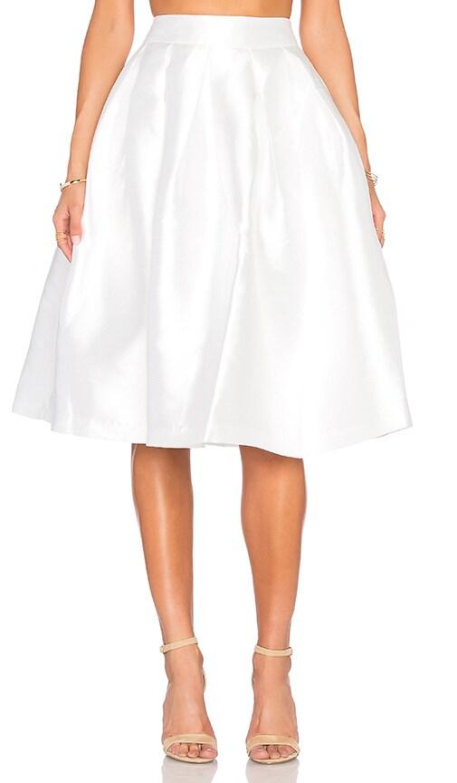x REVOLVE Procession Skirt