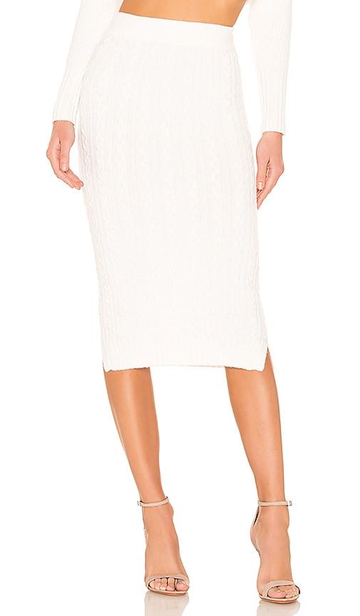 Oasis Knit Skirt