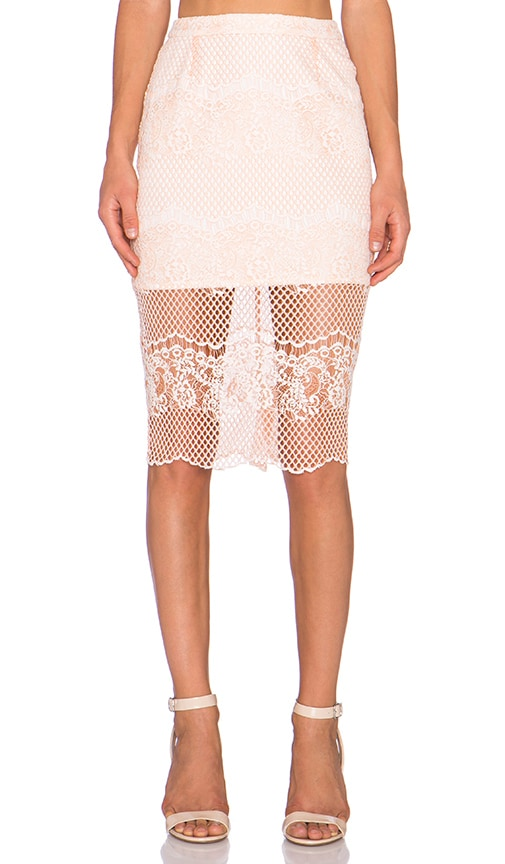 Mood Lace Skirt