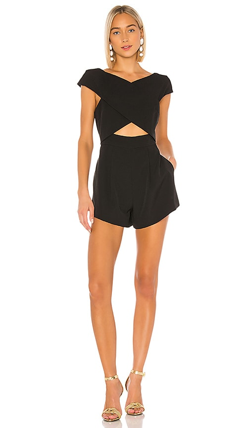 X REVOLVE Sorrento Playsuit