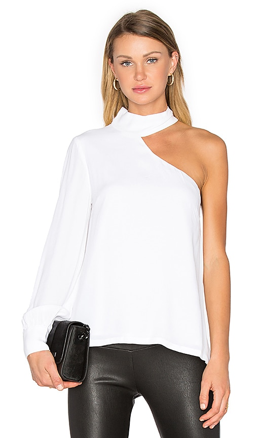 ELLIATT Cubism Top in White