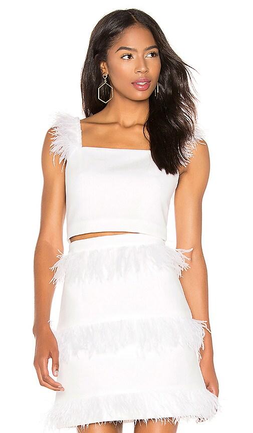 17b63decd2f8 ELLIATT Coco Top in White | REVOLVE