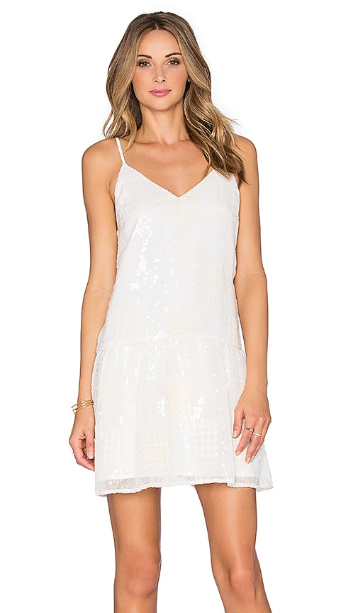Endless Rose Delaney Dress in White