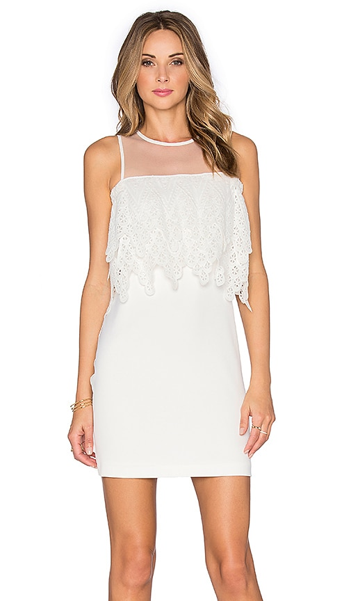Endless Rose Eveleigh Dress in Off White