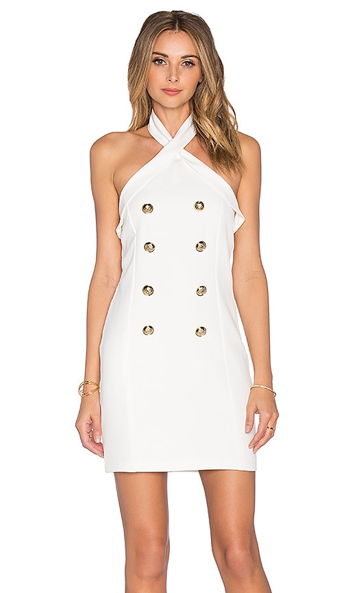 Endless Rose Marquis Dress in Off White