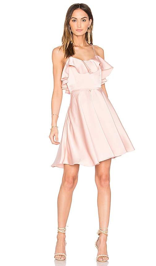 61a33fd3d97f Ruffled Fit and Flare Dress. Ruffled Fit and Flare Dress. Endless Rose