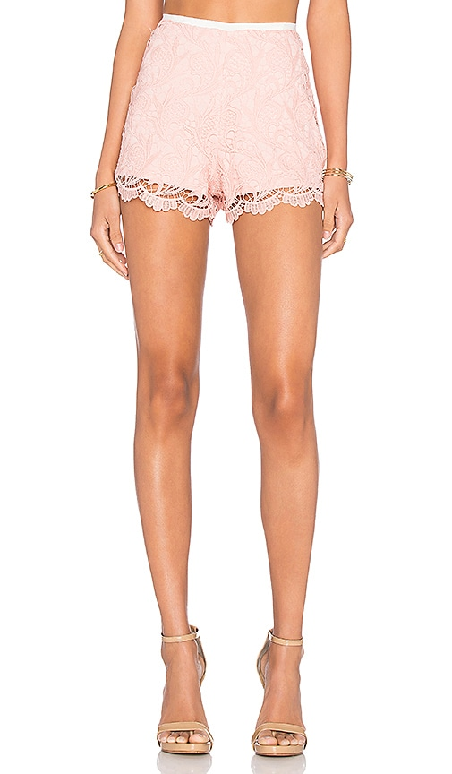 Endless Rose Casanova Short in Pink