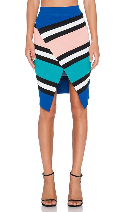 Asymmetrical Skirt