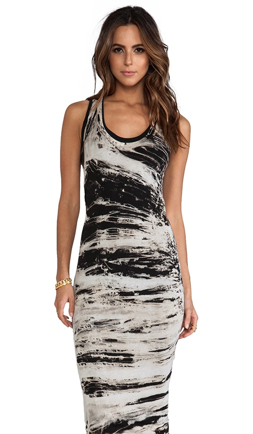 Costae Dye Jersey Dress