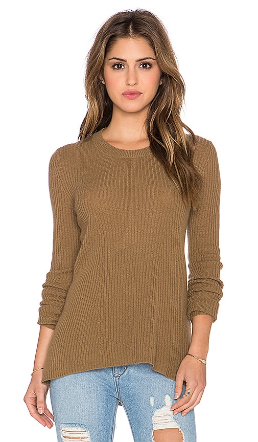 Cashmere Flare Sweater