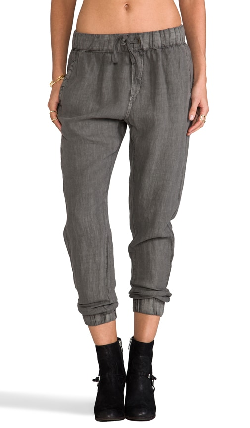 French Linen Lounge Pant