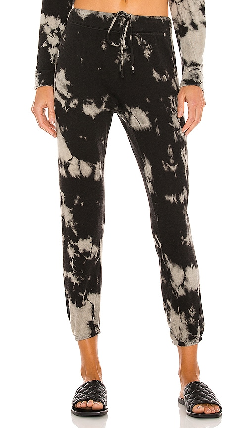 Enza Costa Clothing SILK CASHMERE TERRY JOGGER