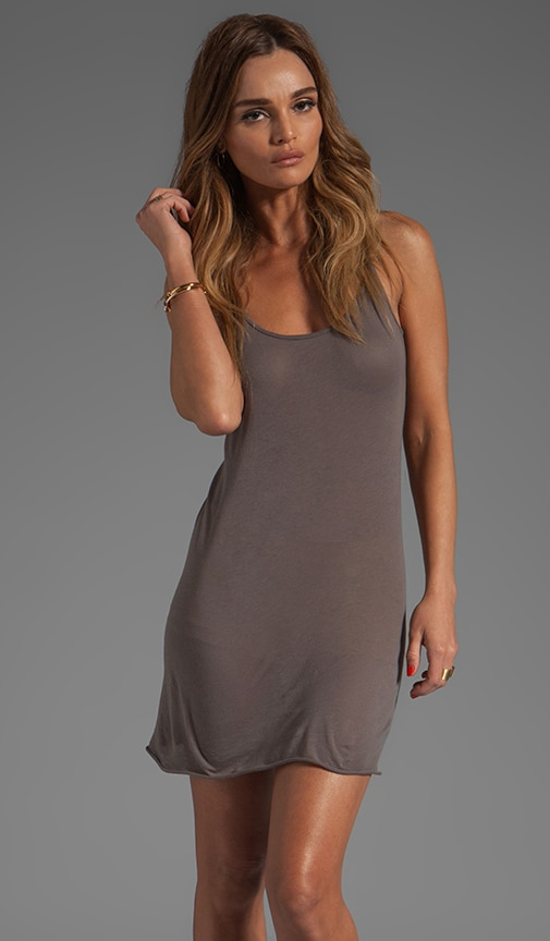 Tissue Jersey Tunic Layer Tank