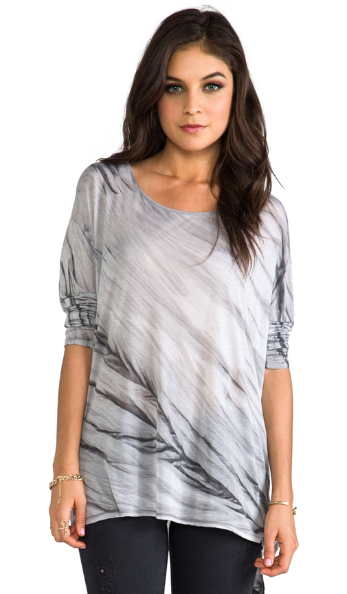 Viscose Oversize Long Sleeve