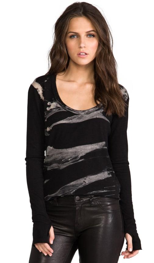 Coastae Cashmere Scoop Sweater